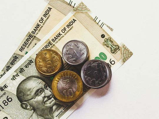 India S Ru Slips Past 75 To Dollar