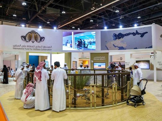 NAT 190822  IFHC to lead species conservation and sustainable future agenda at ADIHEX 2019-1566496316536