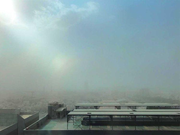 190823 dust storm
