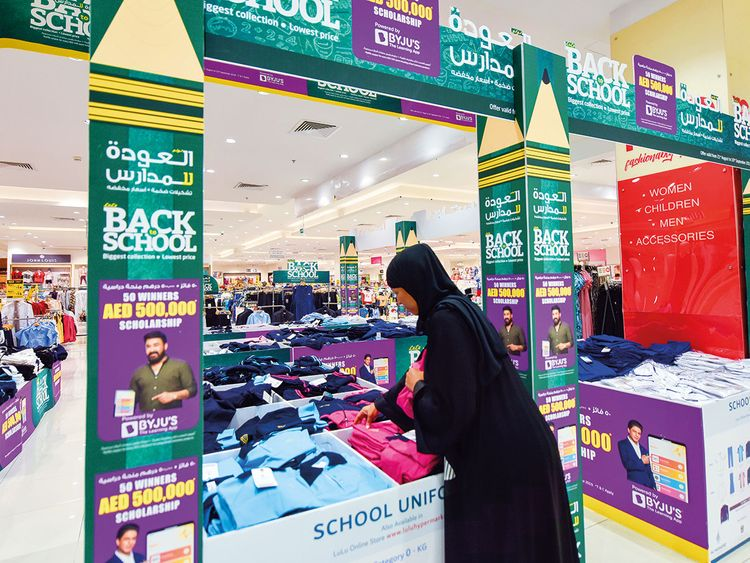 Image result for Back to school discounts in the UAE