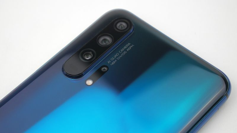 Honor 20 Pro Camera 2