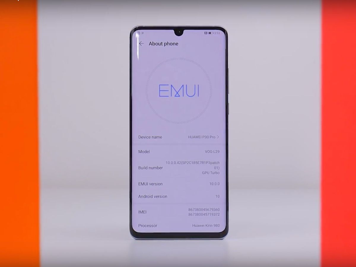 Huawei EMUI 10 releases in the UAE this September