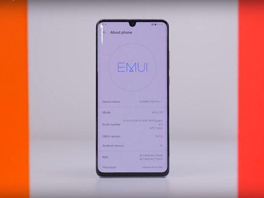 Huawei EMUI10: Beyond the Beauty