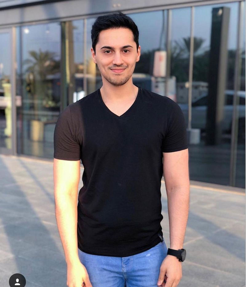 Adil Firoze, Dubai-based Physical fitness trainer 01