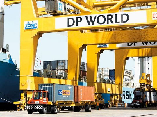 DP World,  Jebel Ali Free Zone