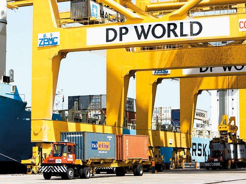 DP World,  Jebel Ali Free Zone