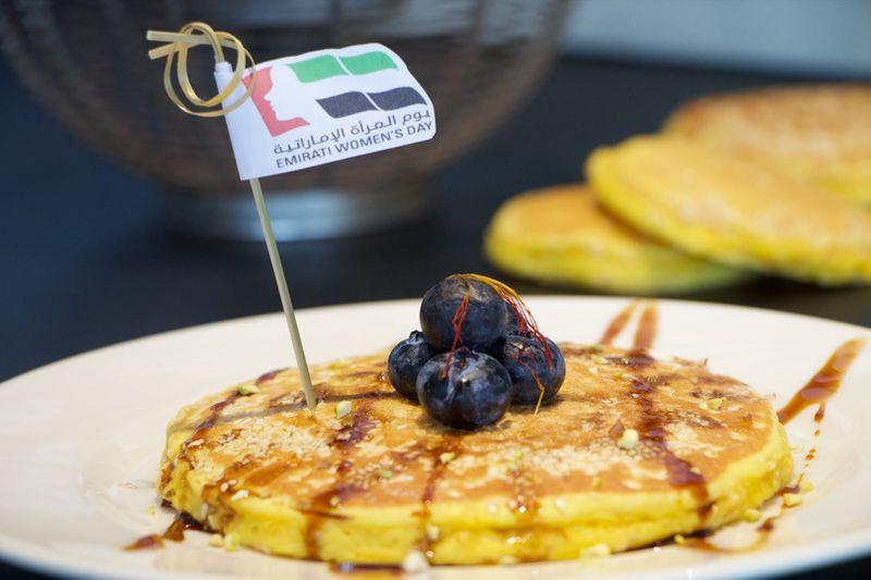 EWD Eggspectation - Saffron Khameer Pancake-1566826096778