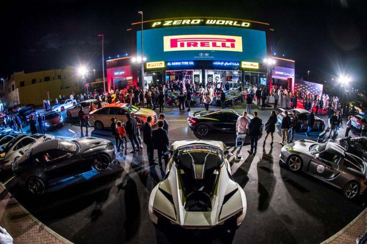 EWD Pirelli P Zero World Dubai-1566826122346