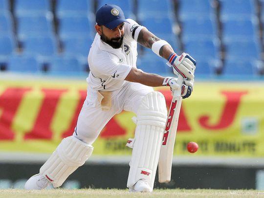 India's captain Virat Kohli