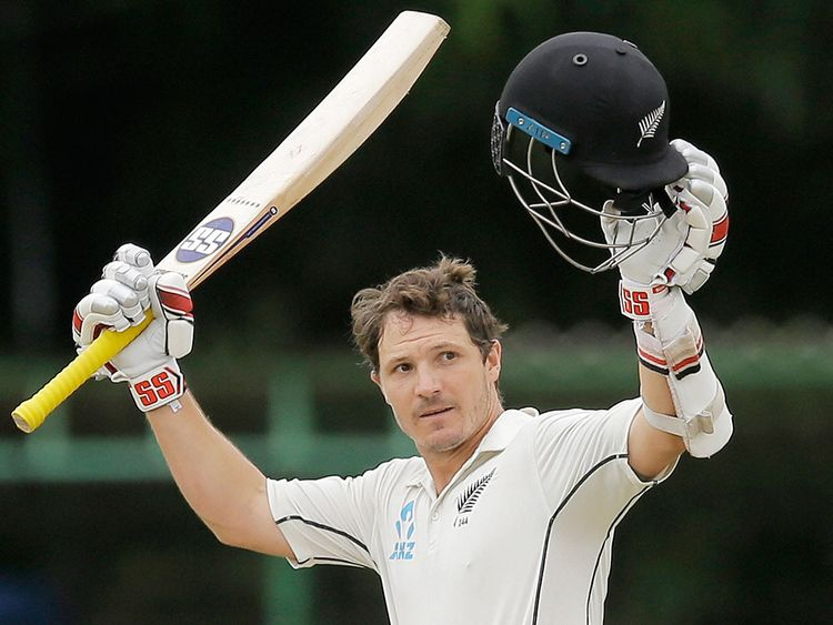 New Zealand's BJ Watling