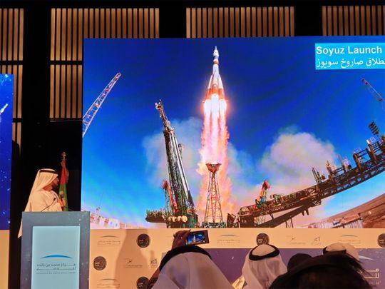 Soyuz Launch