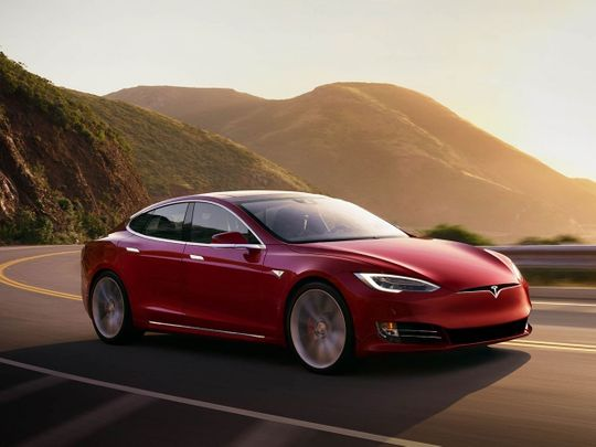 Thieves decamp with 'extra-secure' Tesla car in 30 seconds flat
