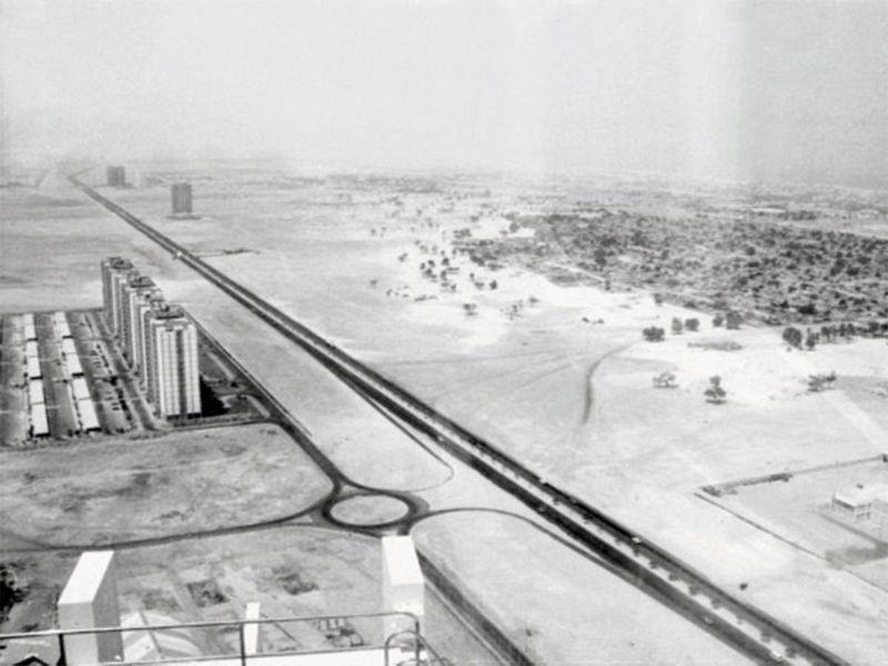 190827 Sheikh Zayed Road