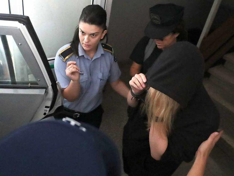 9-year old British woman in Cyprus rape claim