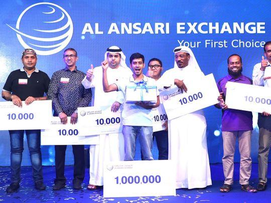 Bangladeshi expat in Dubai sends Dh261 home, wins Dh1 million