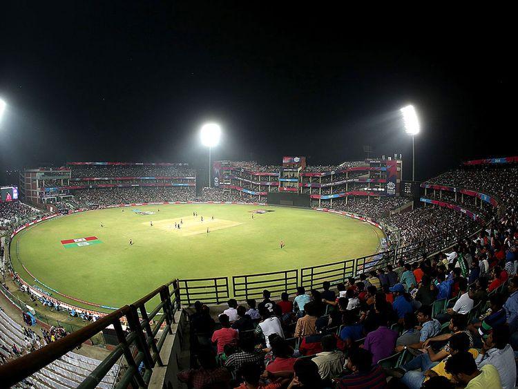 Feroz Shah Kotla Stadium