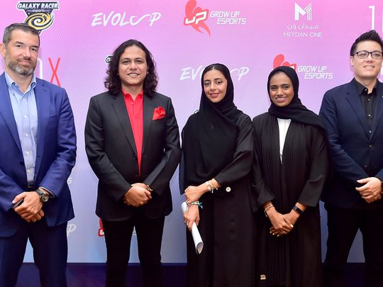 Girl Gamer World Finals to be held in Dubai