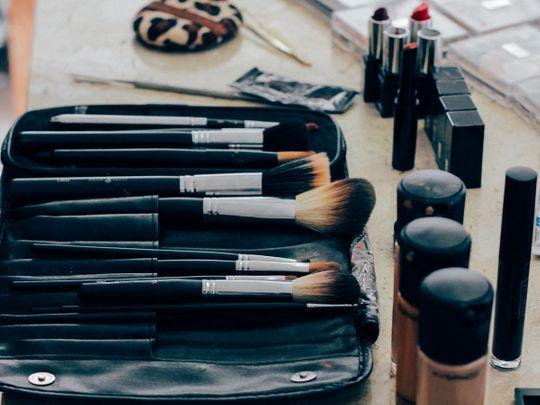 Makeup cosmetics make up