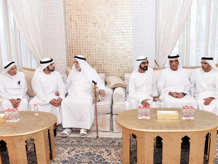 Saif Al Ghurair condolence