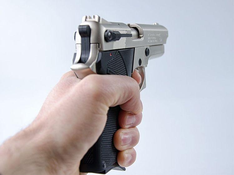 gun, shoot, gunshot, suicide