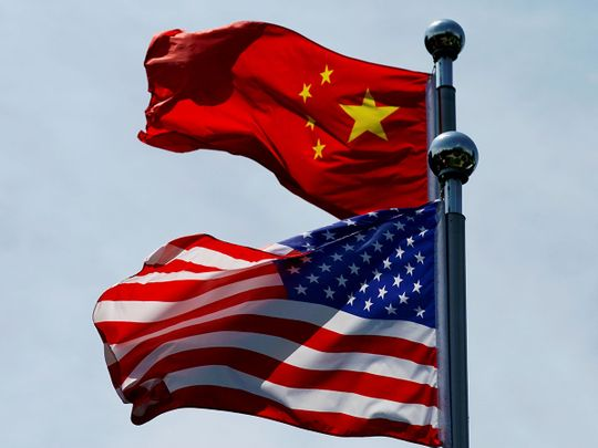 190828 us china flags