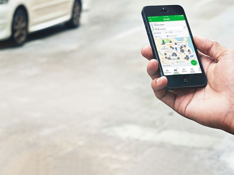 Grab is the leading ride-hailing platform in Southeast Asia.