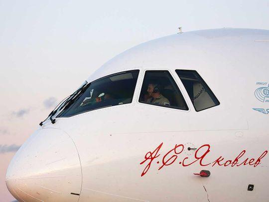 Irkut Corp PJSC MC-21-300 passenger aircraft  2019
