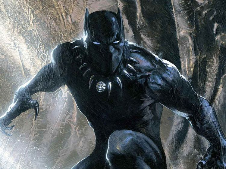 TAB Black Panther superhero-1566980802418