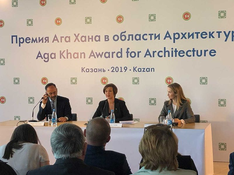 Aga Khan Award winner announced