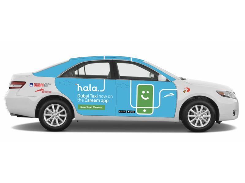 Hala Ride