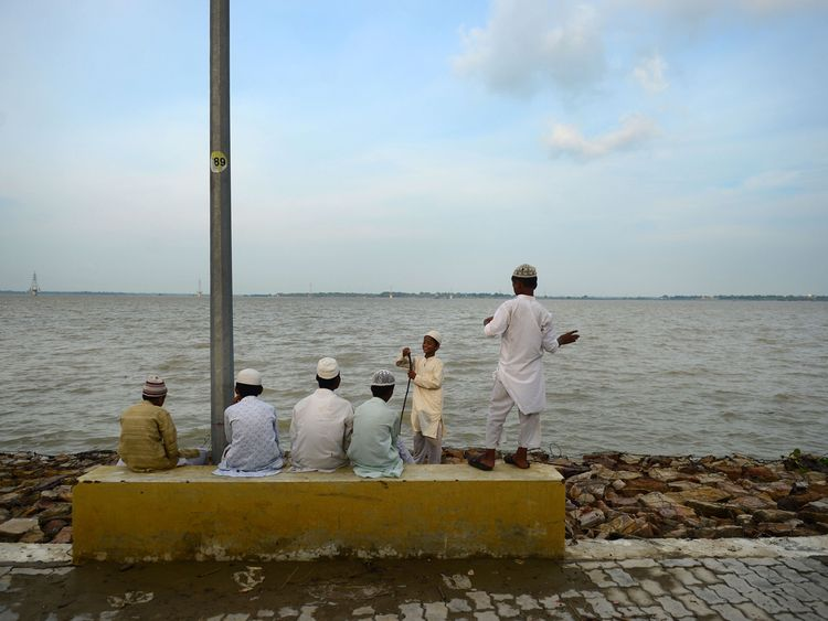 Madrasa students