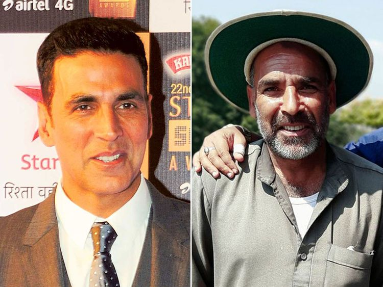 Meet Bollywood actor Akshay Kumar's doppelganger Majid Mir from Kashmir