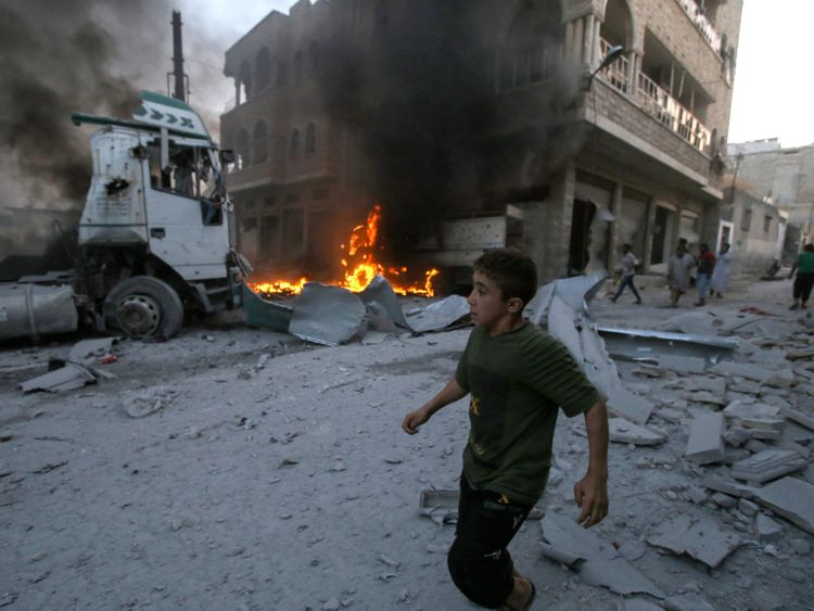 REG Idlib strike-1567063955608