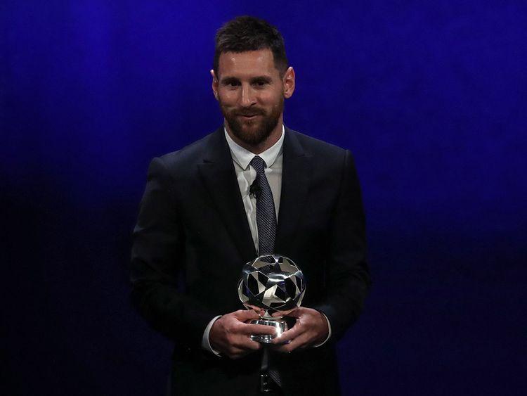 190830 Messi