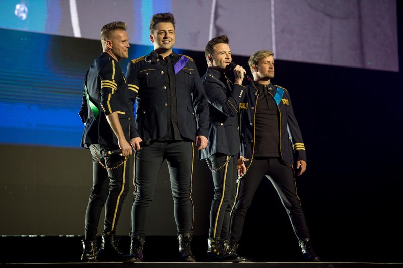 Review: Westlife flying without wings in Dubai | Events