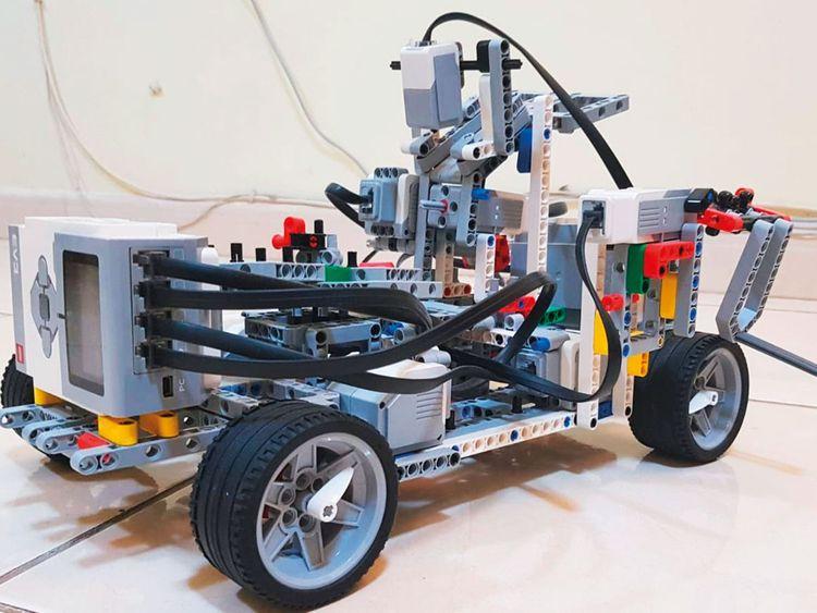190109 robot truck