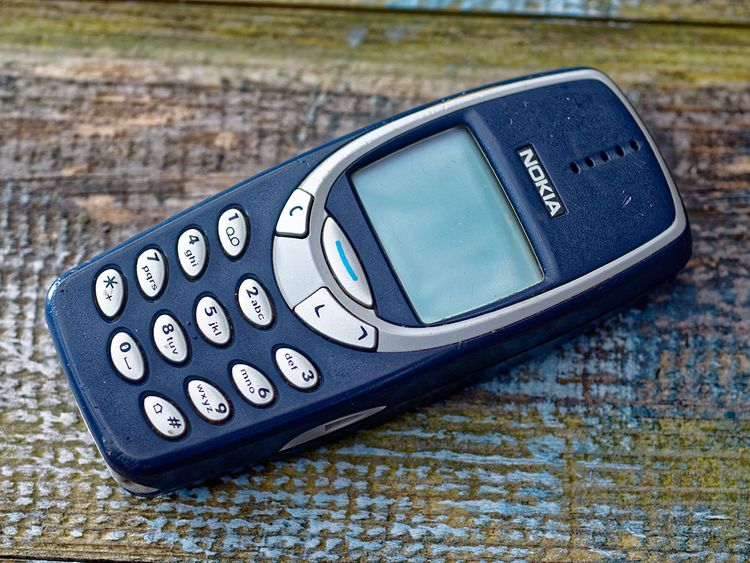 Nokia 3310 generic