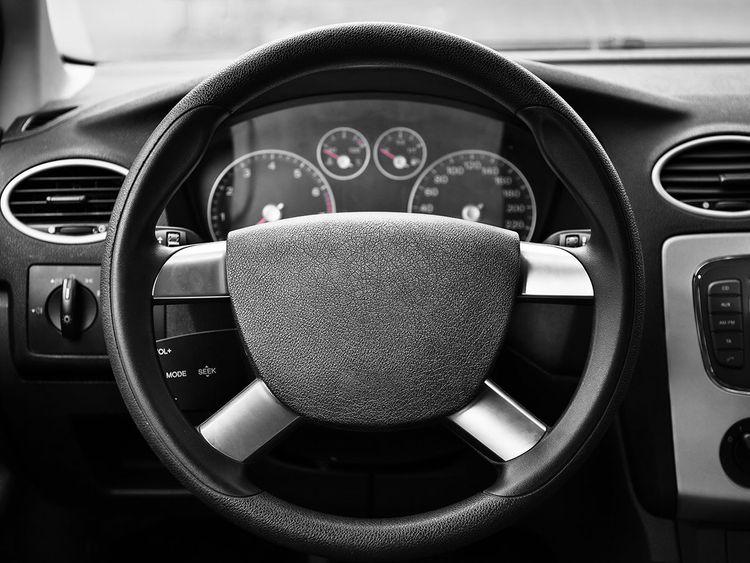 car steering wheel generic