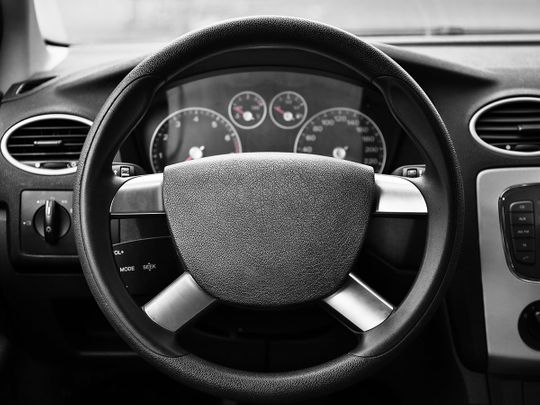 car steering wheel generic