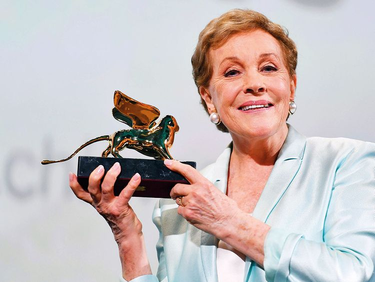 190903 Julie Andrews