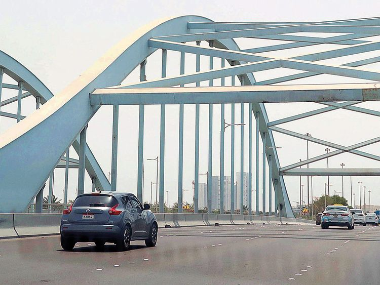 190903 al maqtaa bridge
