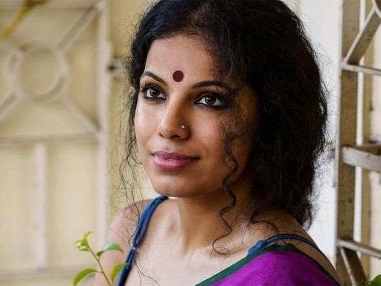 Bengali actress Brishti Roy