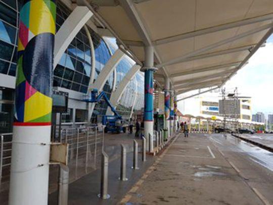 Goa airport generic