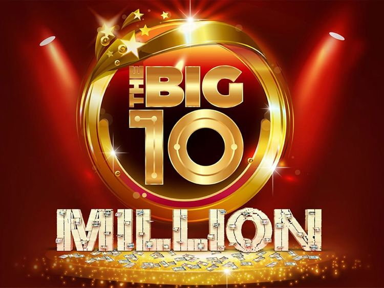 Filipina wins Dh10 million Big Ticket raffle in Abu Dhabi