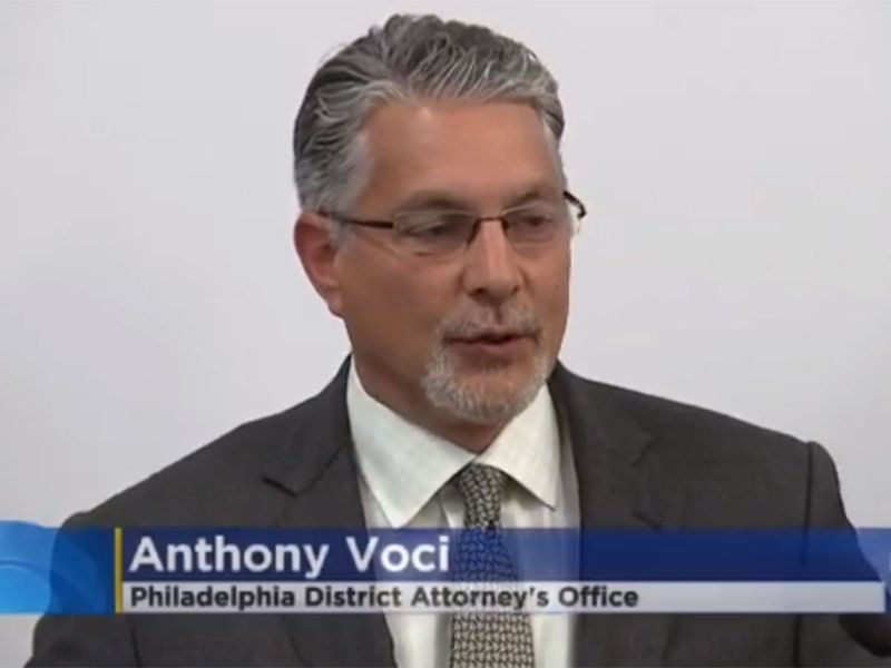 Anthony Voci, Philadelphia district attorney's office -121
