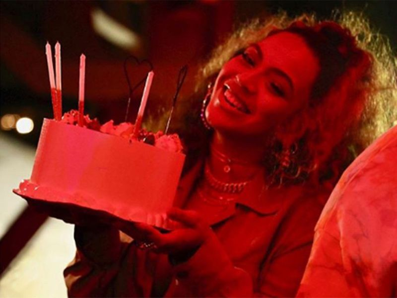 Image result for beyonce 38th birthday