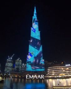 Burj Khalifa LED-1567574807120