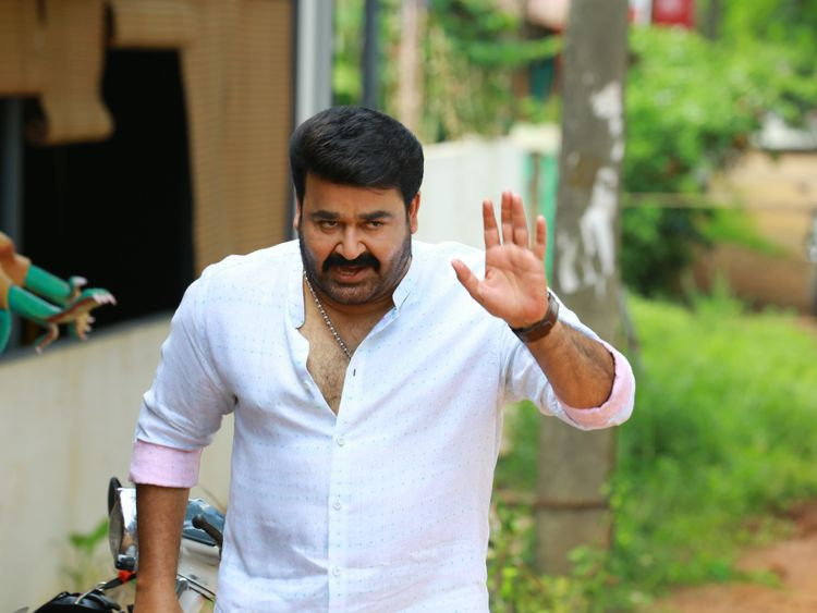 Mohan Lal in Ittymaani Made in China-1567577038415