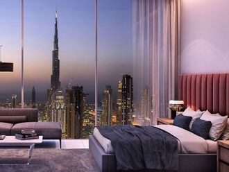 Which Dubai properties are still selling at a premium