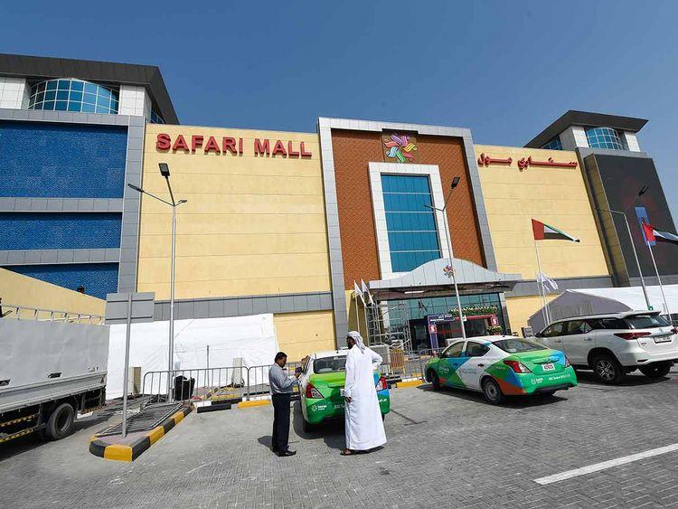 Safari Mall in Sharjah 20190904